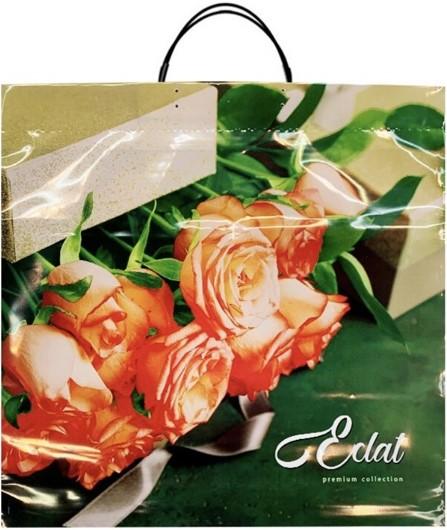 Пакет на пластиковой ручке «Edat» (40*40) 10 шт