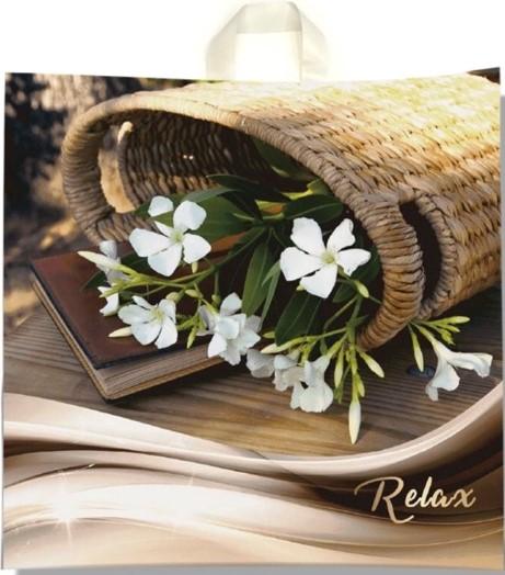 Пакет с петлевой ручкой «Relax» (40*40) 25 шт