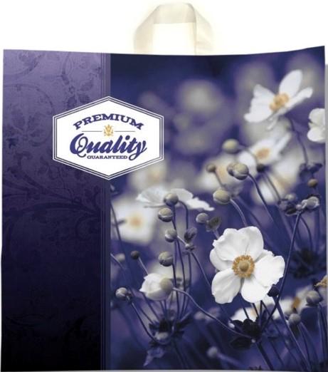Пакет с петлевой ручкой «Premium Quality» (40*40) 25 шт