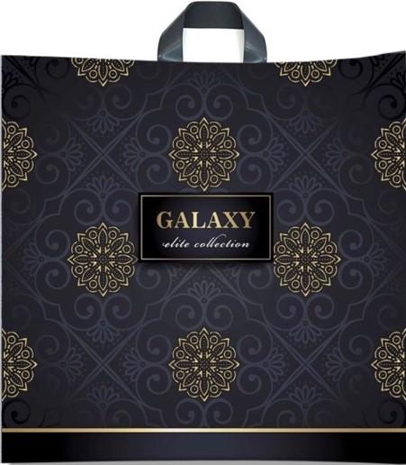 Пакет с петлевой ручкой «Galaxy» (40*40) 25 шт