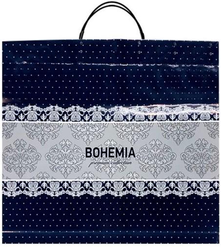 Пакет на пластиковой ручке «Bohemia» (36*37) 10 шт