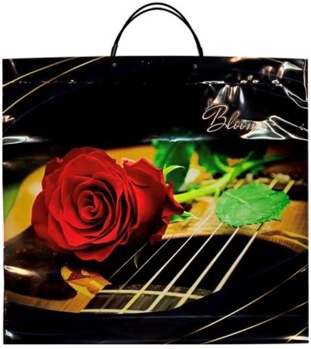 Пакет на пластиковой ручке «Blooms» (36*37) 10 шт