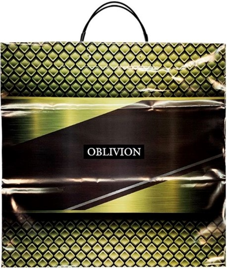 Пакет на пластиковой ручке «Oblivion» (40*40) 10 шт