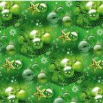 Бумага Подарочная новогодняя 53 (70х100)