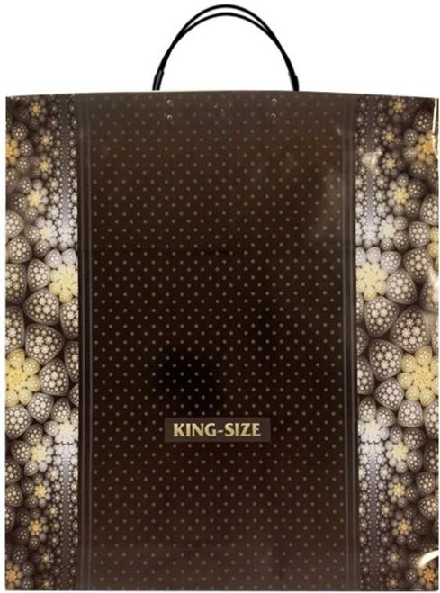 Пакет на пластиковой ручке «King-Size» (40*45) 10 шт