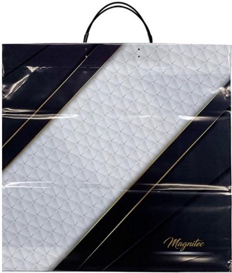 Пакет на пластиковой ручке «Magnitec» (40*40) 10 шт