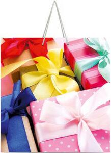 Подарочные картонные пакеты Винница