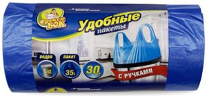 Мусорные пакеты в Харькове